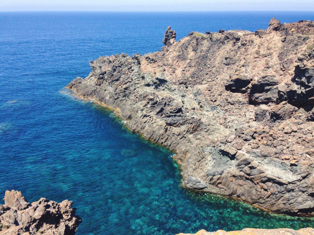 Il Lago delle Ondine - Cosa vedere (e cosa assaggiare) in una settimana a Pantelleria