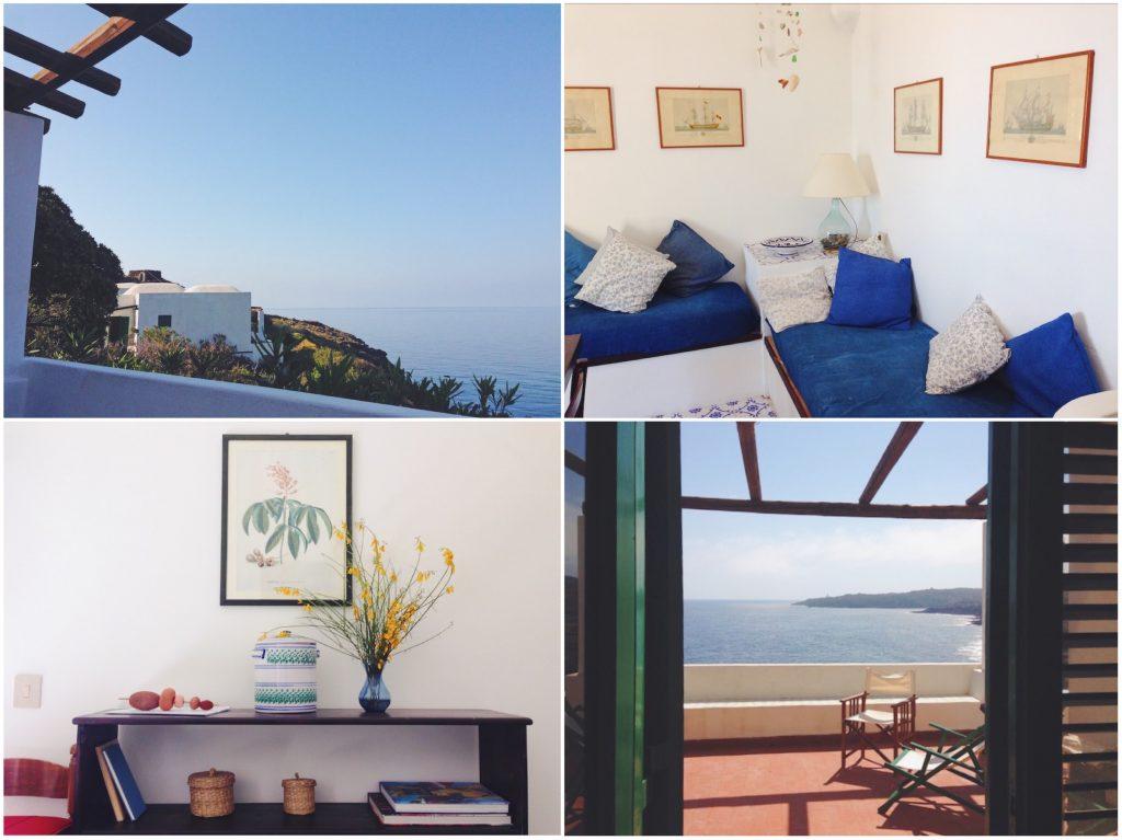 Il luogo piu accogliente di Pantelleria - dove dormire in un dammuso sul mare a Pantelleria