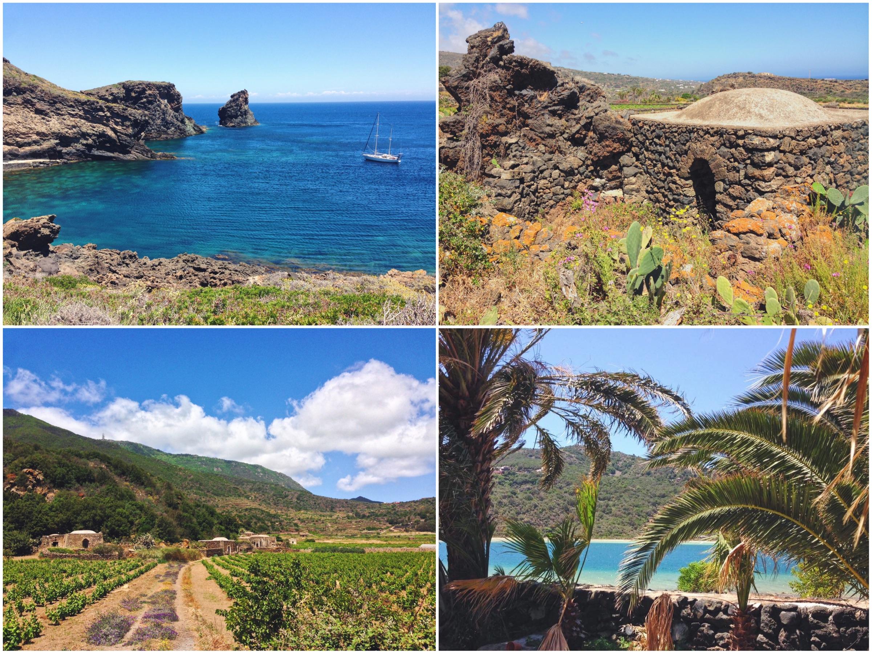 La natura e il mare di Pantelleria - Dammusi Le Case del Principe
