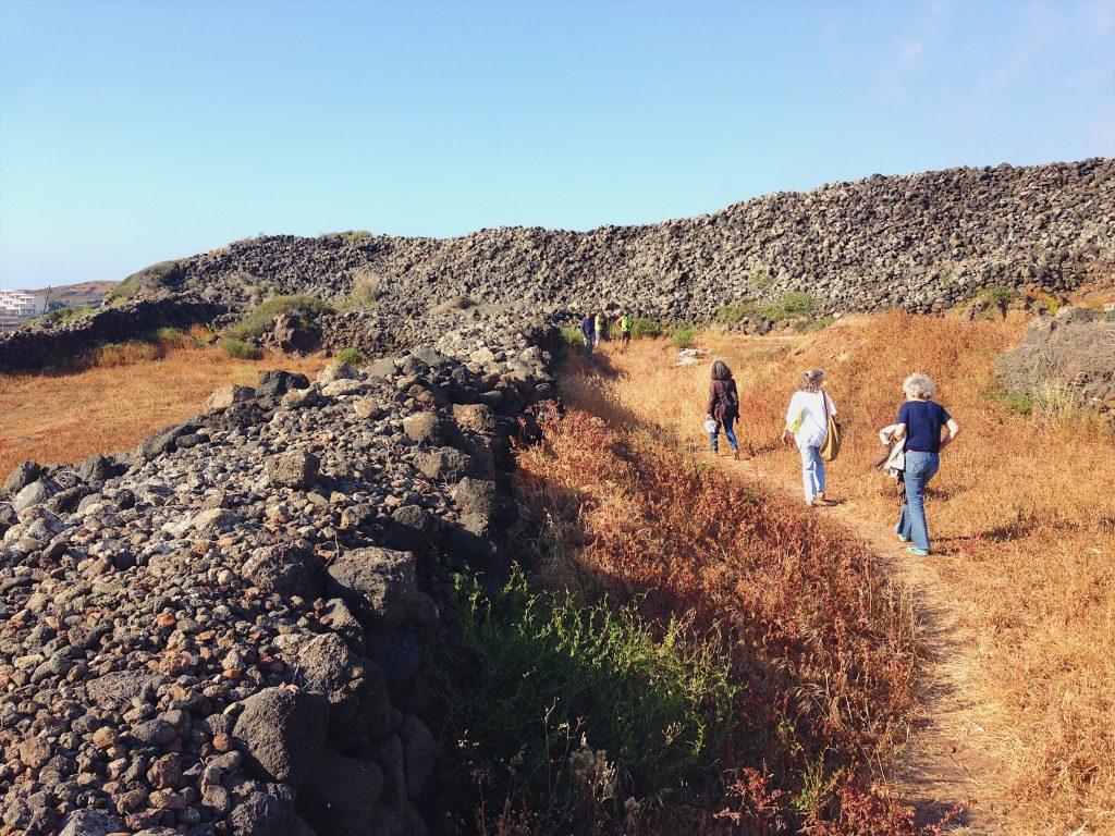 Le tracce dei Sesi e il muro ciclopico - Resti archeologici a Pantelleria - Cosa vedere (e cosa assaggiare!) in una settimana a Pantelleria2