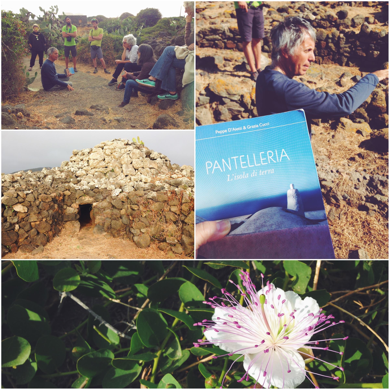 Peppe D'Aietti - Cosa vedere (e cosa assaggiare!) in una settimana a Pantelleria