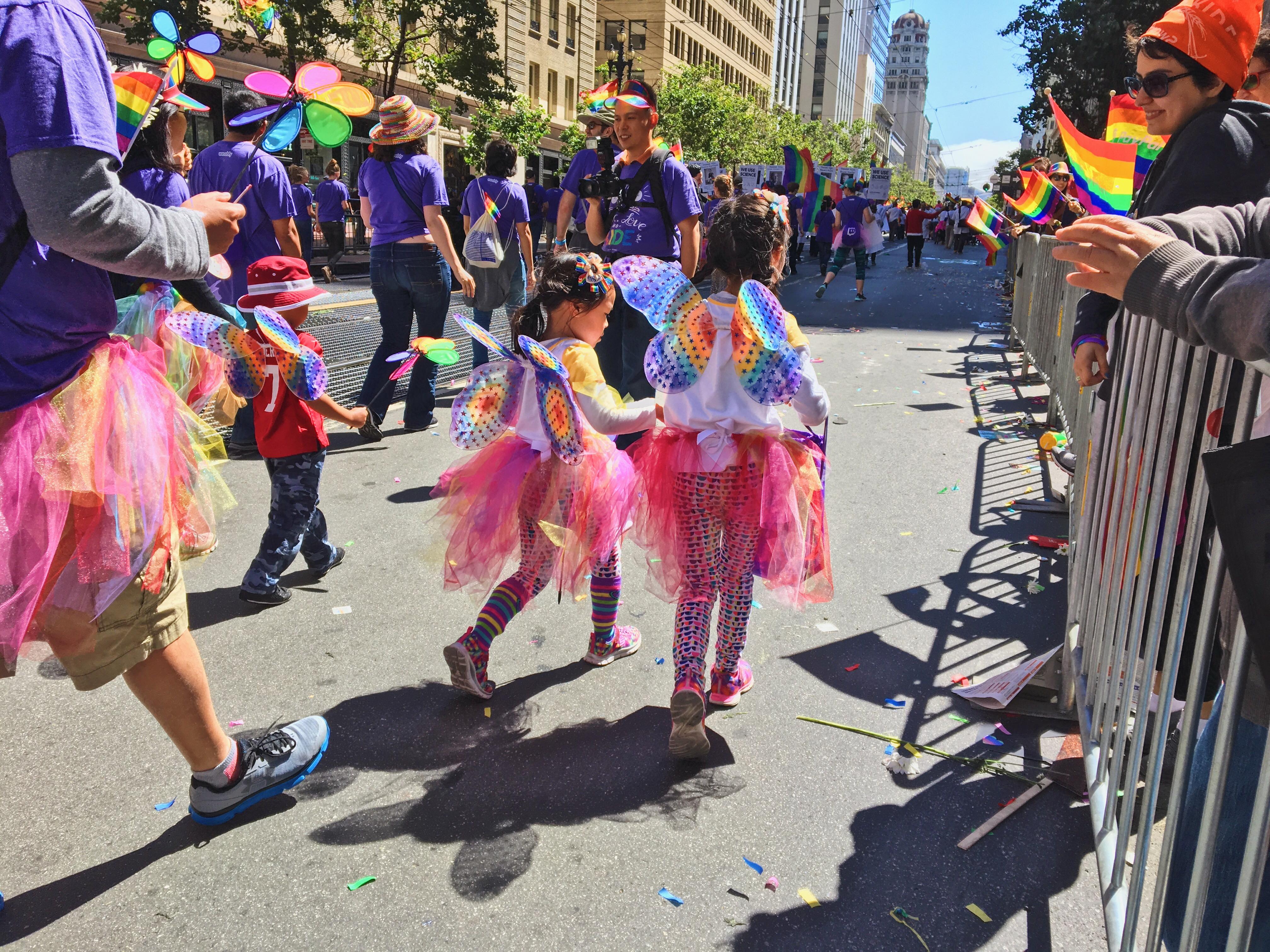 Sisters - L'evento migliore di San Francisco - la LGBTQ Pride Parade