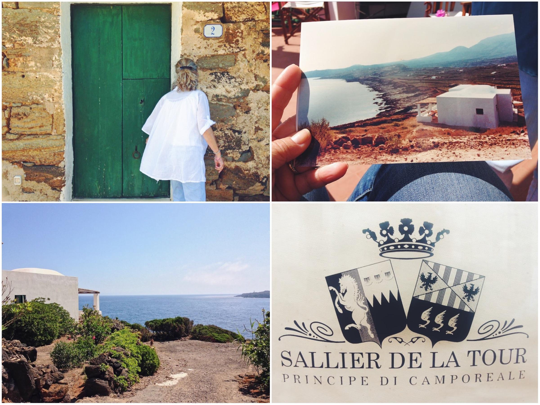 Un posto speciale dove dormire a Pantelleria - un dammuso sul mare a Pantelleria
