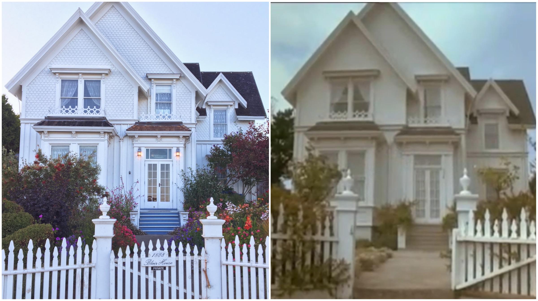 Cosa vedere a Mendocino in California - Blair House la casa di Jessica Beatrice Fletcher a Cabot Cove dove e ambientato La signora in Giallo