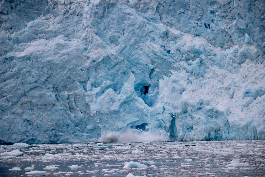 Ghiacciaio Aialik - Alaska