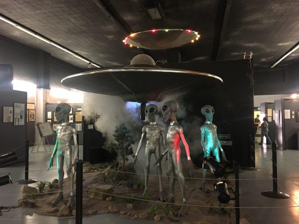 Museo di Roswell alieni - New Mexico