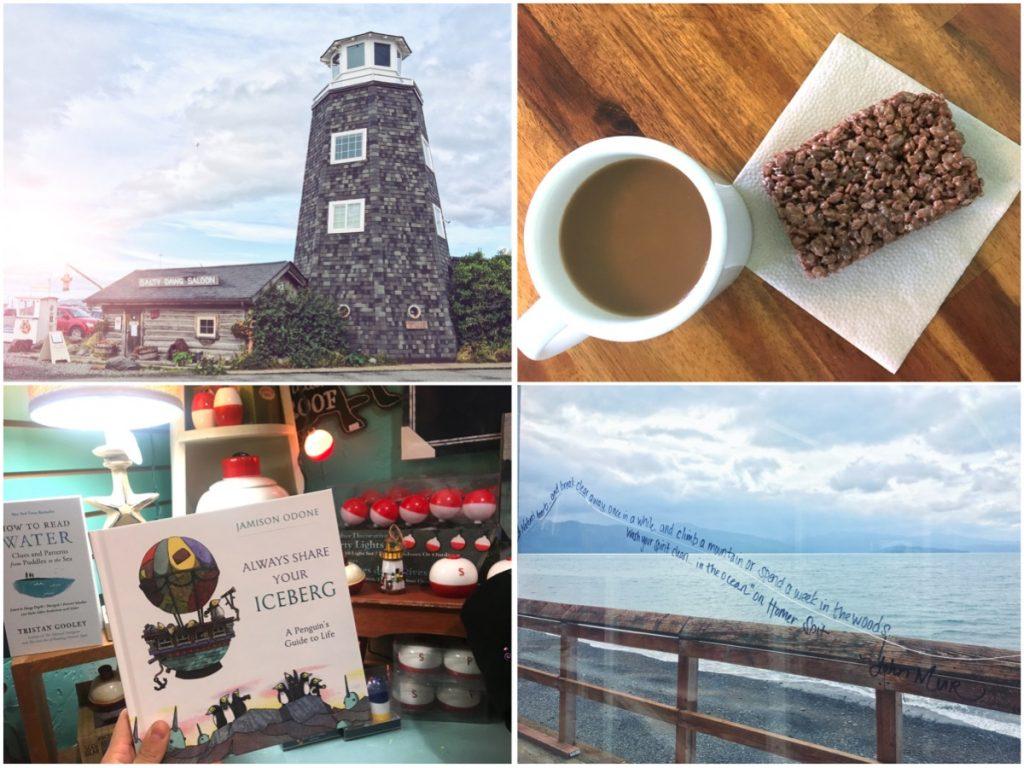 Cosa vedere a Homer Spit - Itinerario di 10 giorni in Alaska - penisola del Kenai