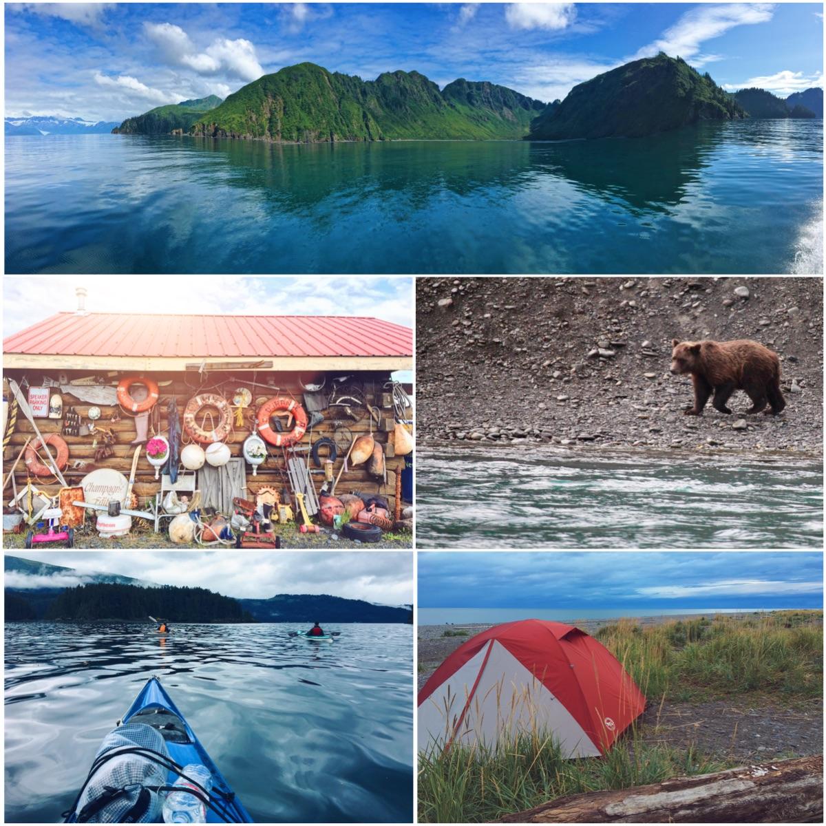 Il mio itinerario di dieci giorni in Alaska (in tenda!) Alaska