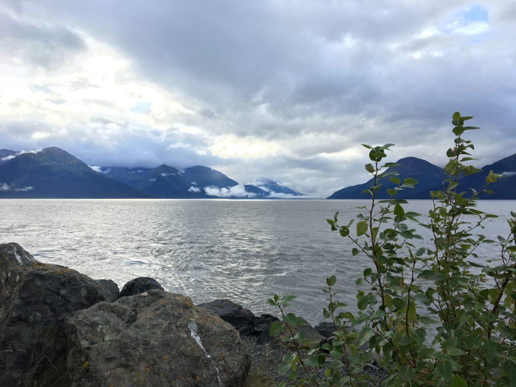Turnagain Arm - Itinerario di 10 giorni in Alaska - penisola del Kenai