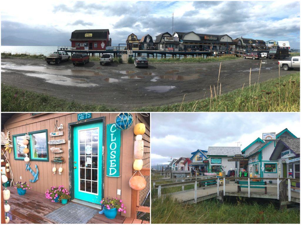 Visitare Homer Spit - Itinerario di 10 giorni in Alaska - penisola del Kenai