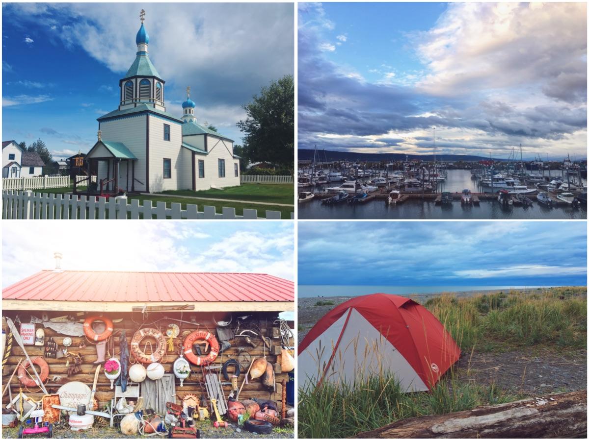 Visitare Homer e Kenai - - Itinerario di 10 giorni in Alaska - penisola del Kenai