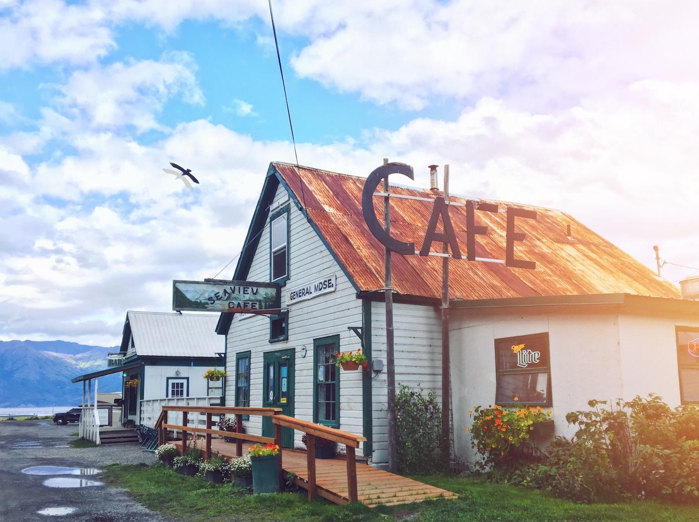 Visitare Hope- Itinerario di 10 giorni in Alaska - penisola del Kenai