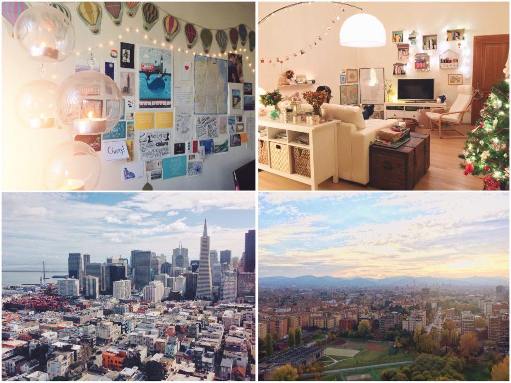 Vivere all'estero e affrontare la distanza - per vivere il doppio si perde sempre metà