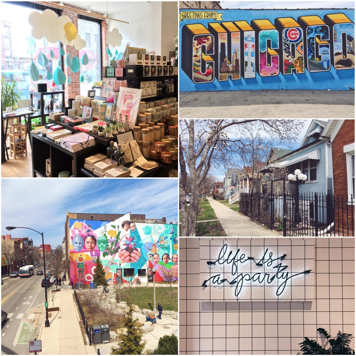 Chicago insolita - i quartieri meno conosciuti
