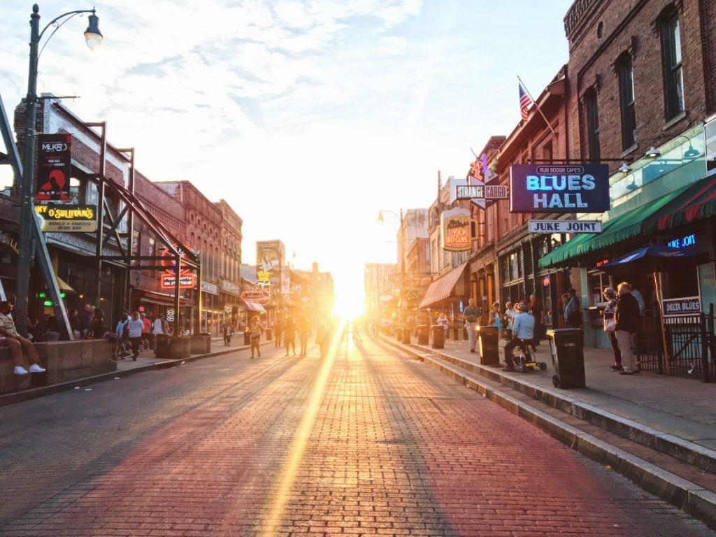 Cosa vedere a Memphis in due giorni - Beale Street