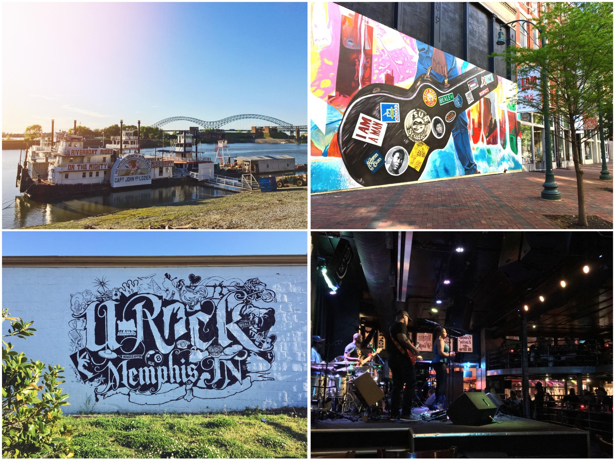 Cosa vedere a Memphis in due giorni - Beale Street e Mississippi