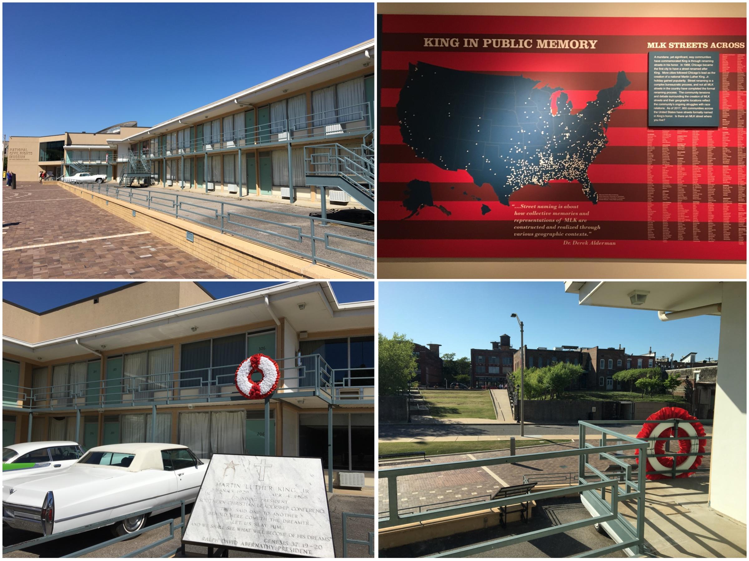 Cosa vedere a Memphis in due giorni - National Civil Right Museum al Lorraine Motel