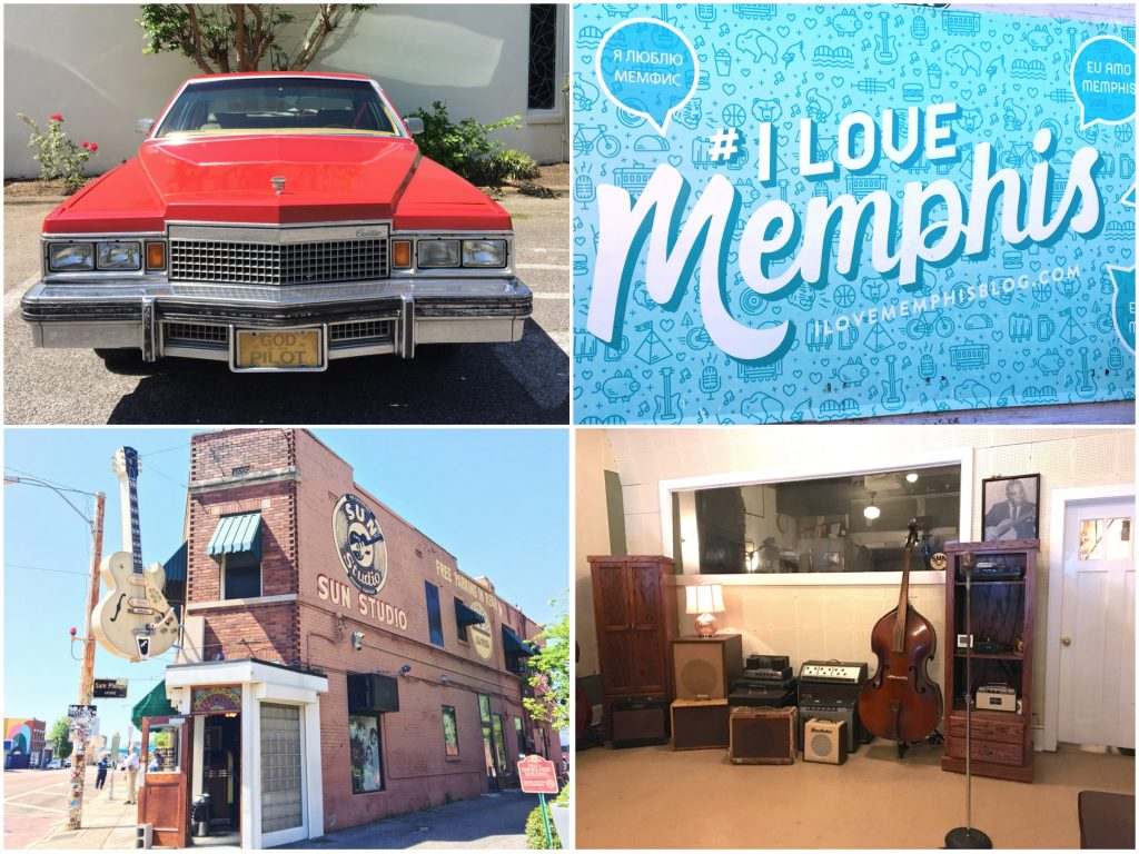 Cosa vedere a Memphis in due giorni - Sun Studio e Messa al Gospel Full Tabernacle Church<