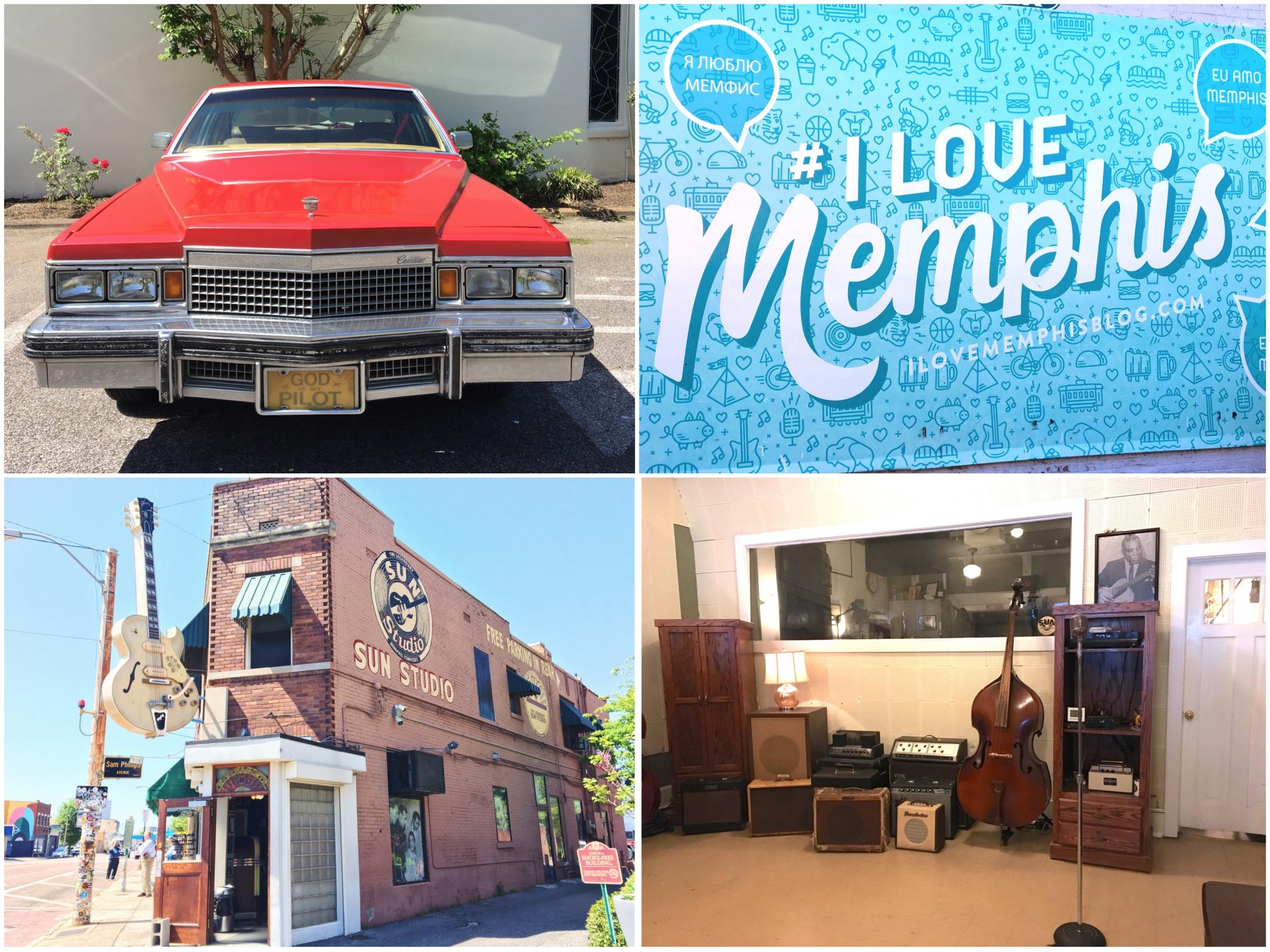 Cosa vedere a Memphis in due giorni - Sun Studio e Messa al Gospel Full Tabernacle Church