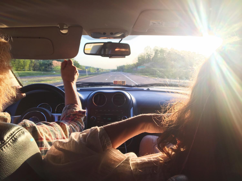 Le giornate on the road sono sempre le migliori