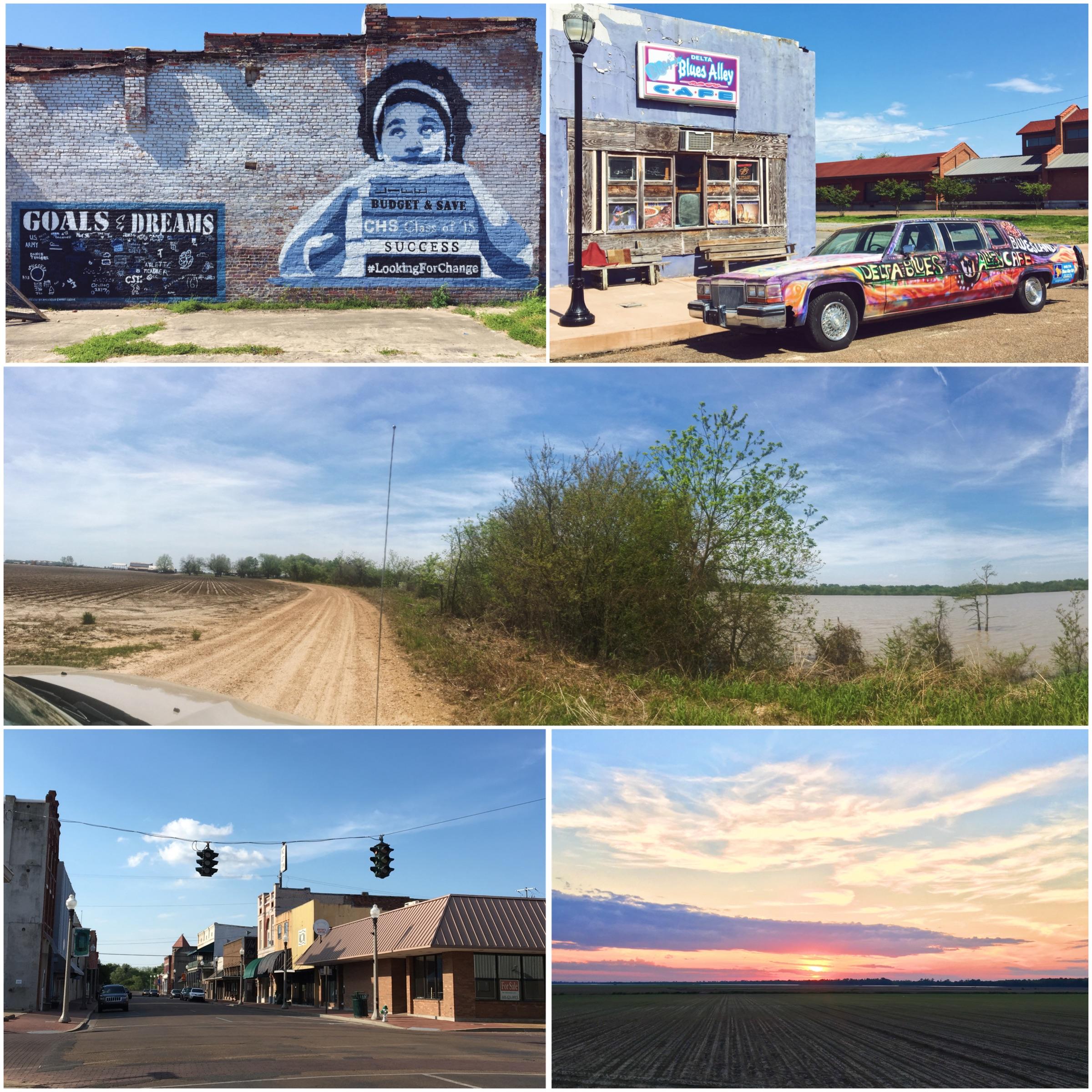 Lungo le strade del Delta Blues seguendo il Mississippi Blues Trail