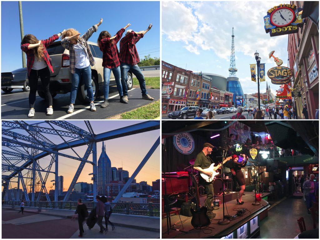 Vedere Nashville in un giorno