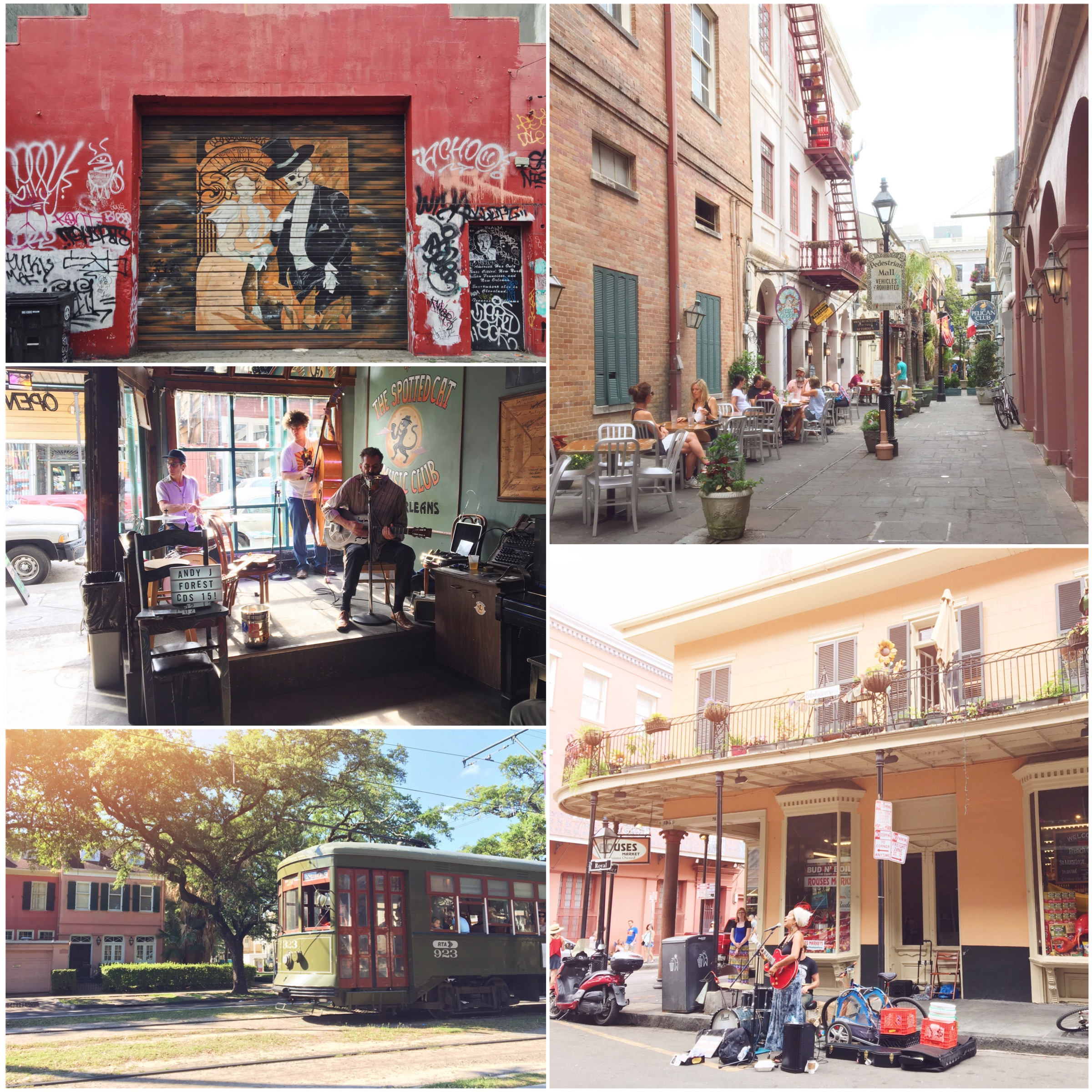 Visitare New Orleans