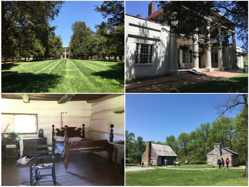 Visitare la Andrew Jackson Hermitage Plantation a Nashville