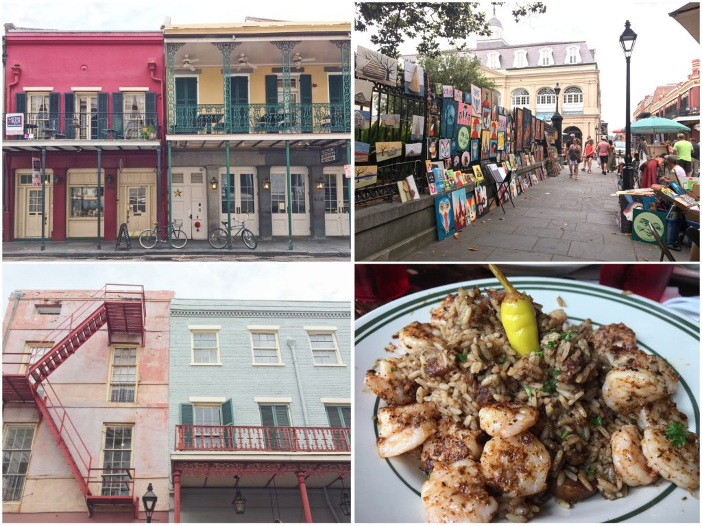 Cosa vedere al quartiere francese di New Orleans