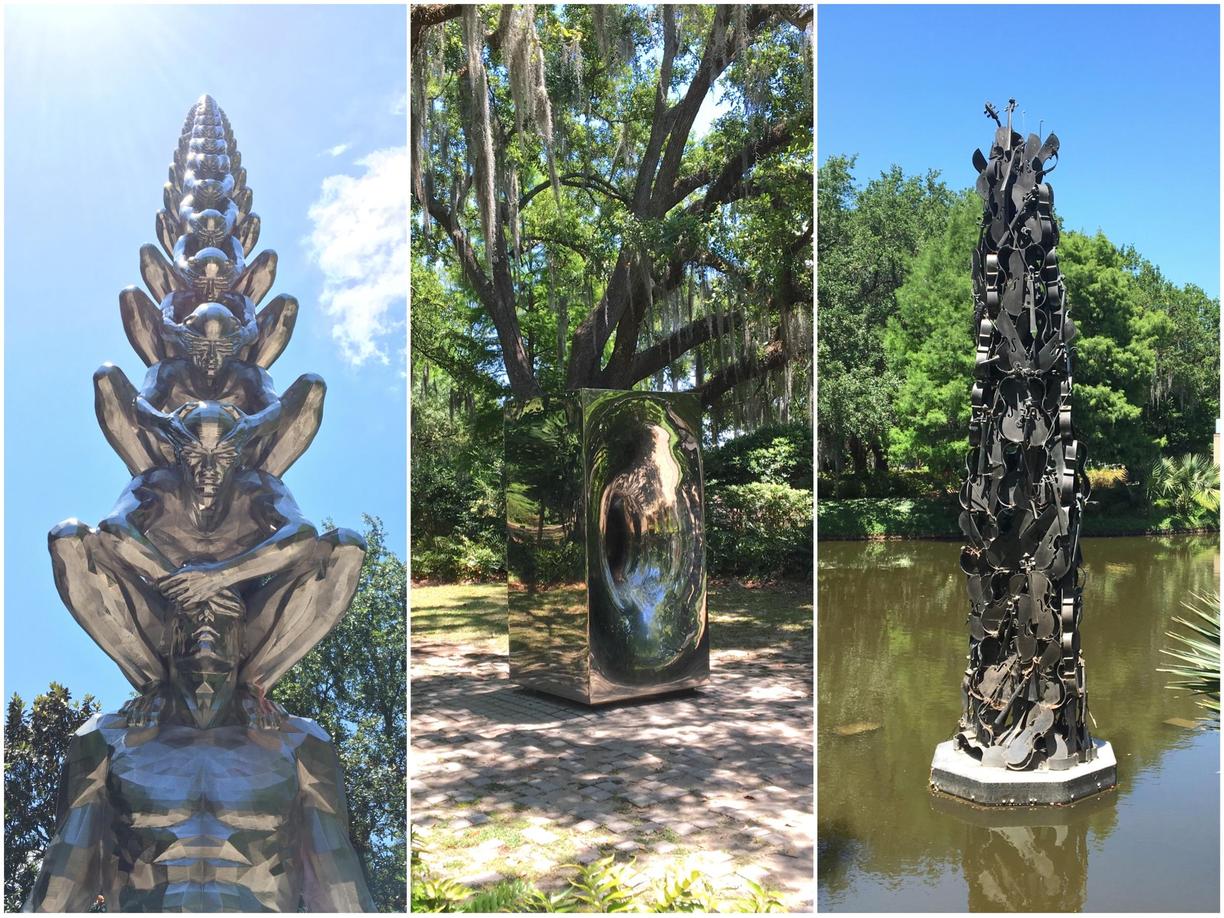 Cosa vedere allo Sculpture Garden del New Orleans Museum of Art