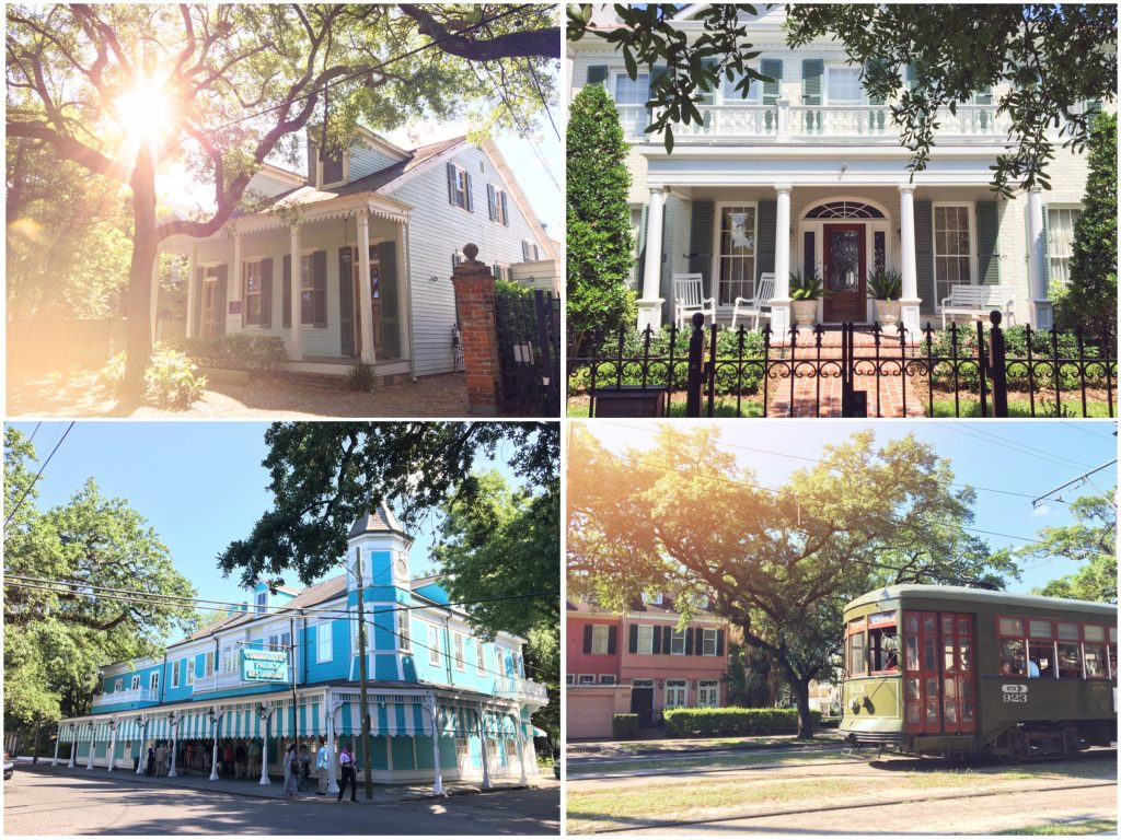 Itinerario a piedi per visitare il Garden District di New Orleans