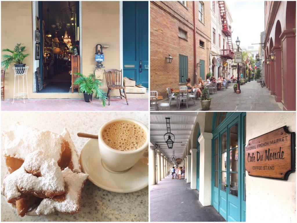 Visitare il Quartiere Francese di New Orleans a piedi