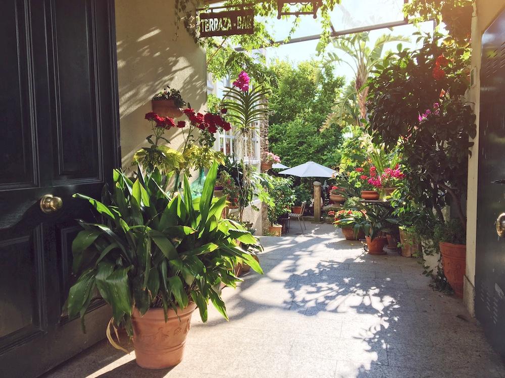 I giardini nascosti della Spagna