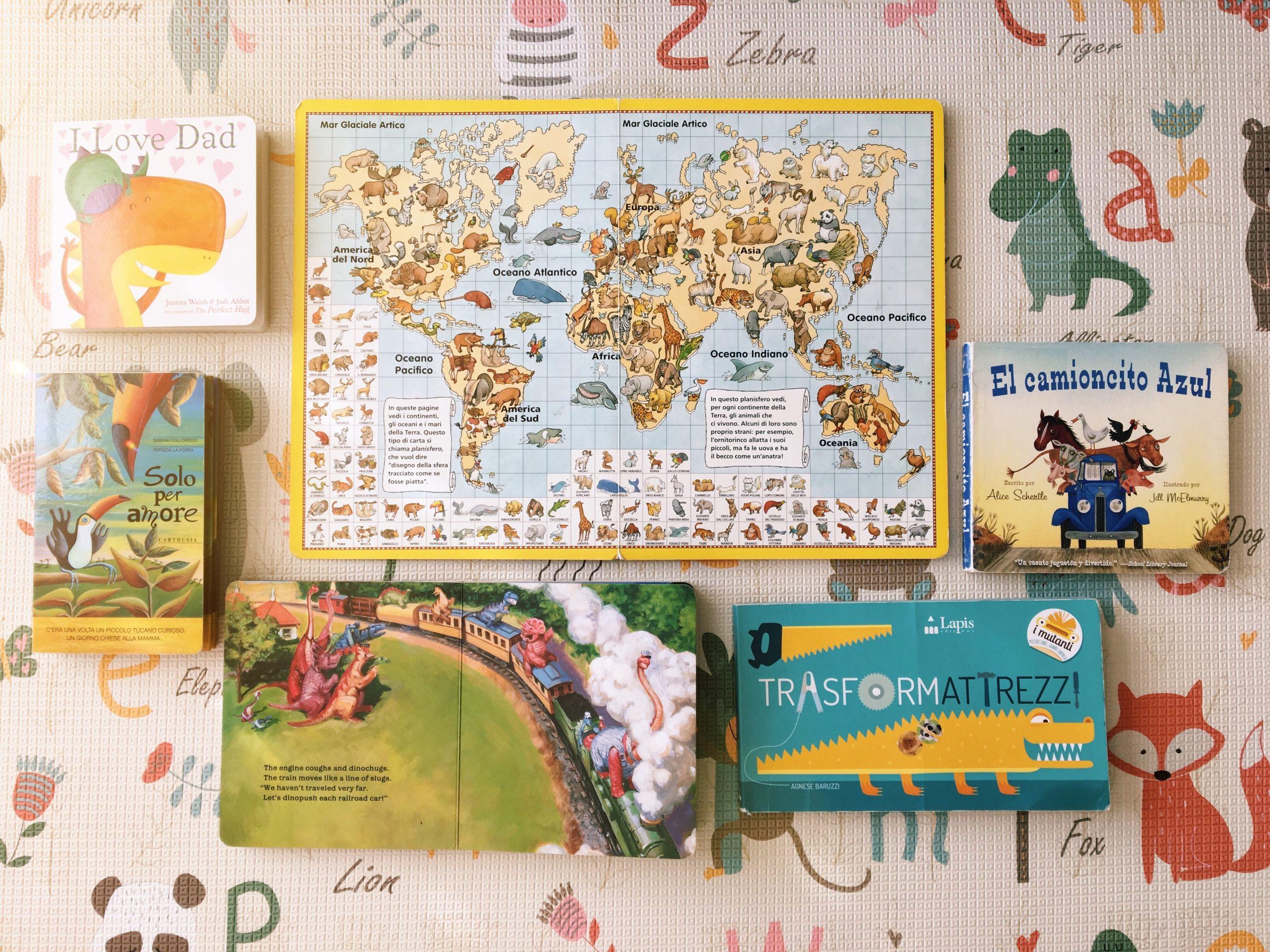 Crescere una bambina trilingue - Dispacci da San Francisco - Viachesiva.jpg