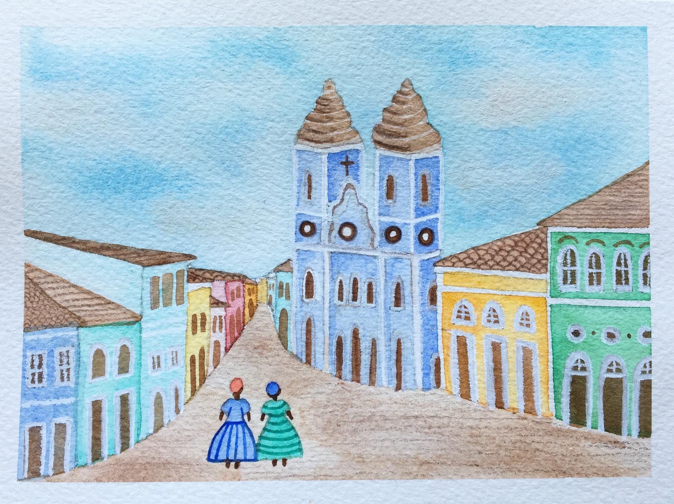 Un viaggio e' per sempre - insegnamenti dal mondo - Brasile