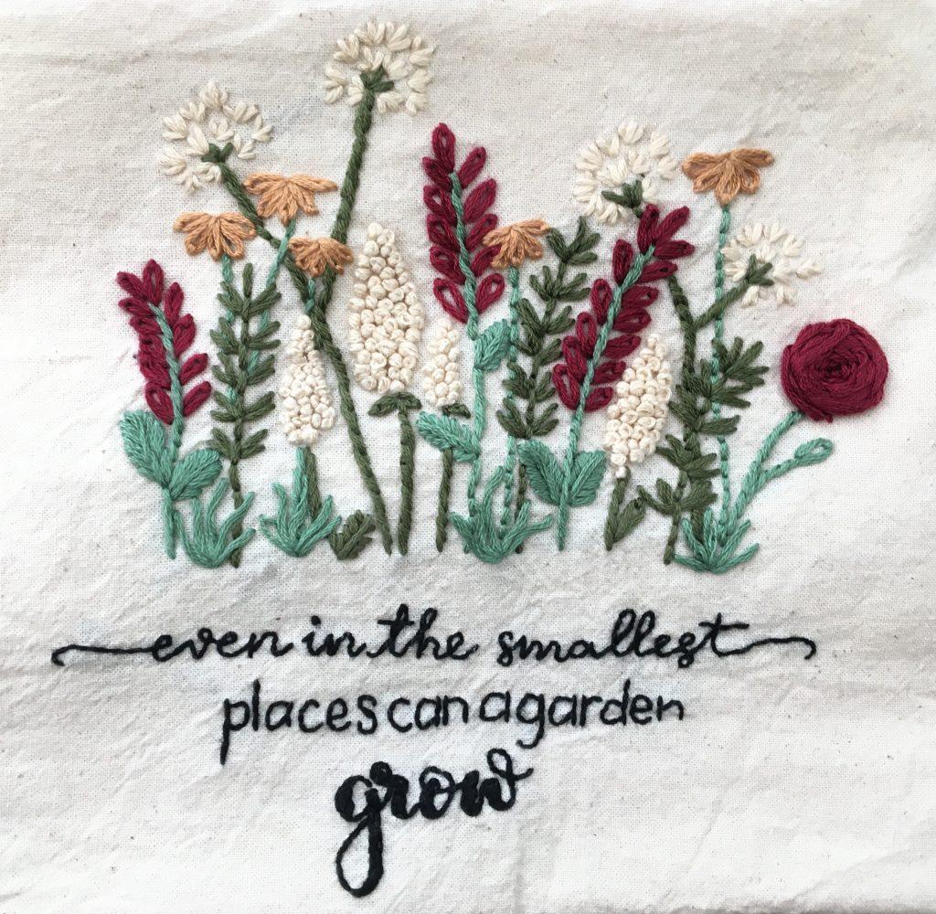 come imparare a ricamare - modern embroidery